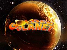 Игра без СМС Golden Planet от Вулкана Делюкс