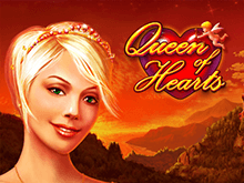 Демо Queen Of Hearts в автоматах на деньги