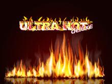 Новая игра Ultra Hot Deluxe в автоматах на деньги