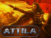 Слот Attila от Вулкан Делюкс