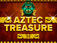Aztec Treasure в клубе Вулкан 24