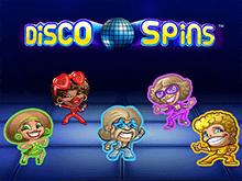 Disco Spins - автоматы на деньги