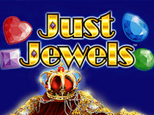 Слот Just Jewels в Вулкан 24