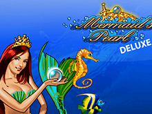 Mermaid's Pearl Deluxe Вулкан Делюкс
