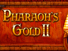 Pharaohs Gold 2 в клубе Вулкан 24