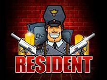 Слот Resident в клубе Вулкан 24