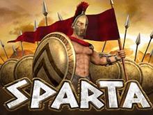 Слот Sparta в Вулкане Делюкс