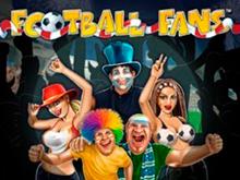 Играть в онлайн-клубе в автомат Football Fans