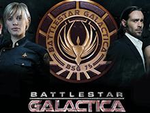 На зеркале Вулкан играйте в автомат Звездный Крейсер Галактика