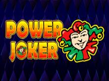 Играйте онлайн в клубе с выгодой в Power Joker