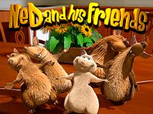 Новый игровой видеослот онлайн Нед И Его Друзья