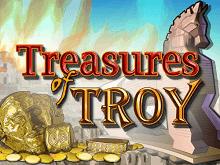 Бонусы и призы гаминатора Сокровища Трои