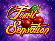 Автомат на деньги Fruit Sensation