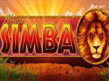 African Simba в Вулкан Делюкс