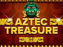 Aztec Treasure в клубе Вулкан 24