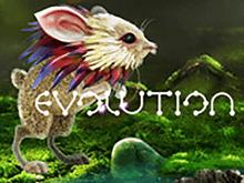 Слот Evolution в Вулкане Делюкс