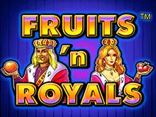 Fruits And Royals в Вулкане Делюкс