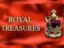 Royal Treasures в клубе Вулкан 24