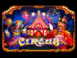 В игровом клубе онлайн играть в автомат Circus