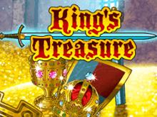 В топовом клубе играть в автомат King's Treasure