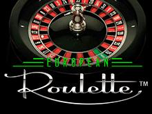 European Roulette — популярная азартная игра для мобильных от NetEnt