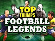 Top Trumps Football Legends — рейтинговый онлайн слот от Playtech